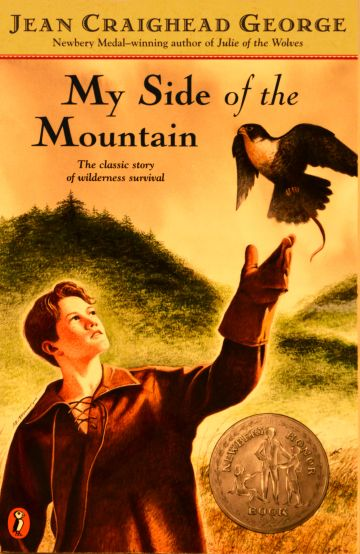 Book Cover: My Side of the Mountain by Jean Craighead George