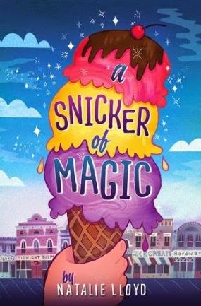Lloyd, Natalie - A Snicker of Magic 2