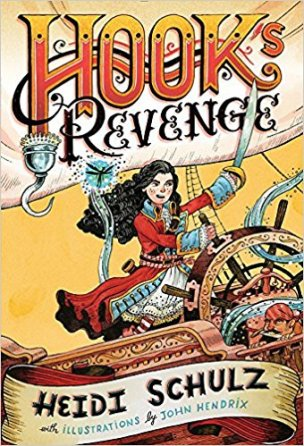 Schulz, Heidi - Hook's Revenge