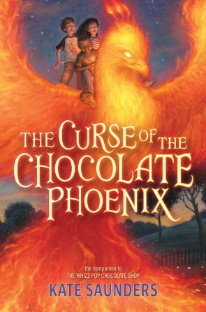 Saunders, Kate - Curse of the Chocolate Phoenix