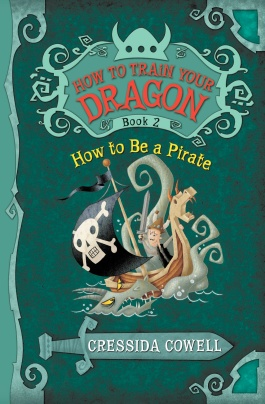 Cowell, Cressida - HTTYD, How to Be a Pirate