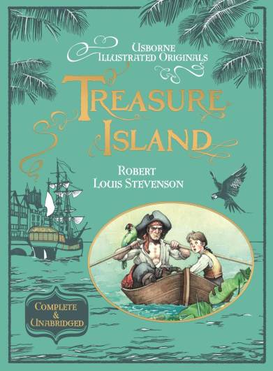 Stevenson, Robert Louis - Treasure Island