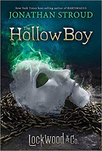 Stroud, Jonathan - Hollow Boy