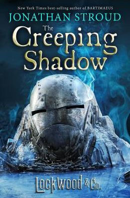 Book Cover: The Creeping Shadow by Jonathan Stroud