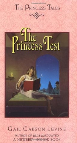 Levine, Gail Carson - The Princess Test