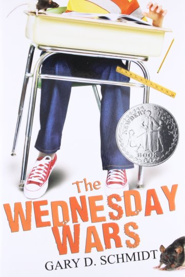 Book Cover: The Wednesday Wars by Gary D. Schmidt