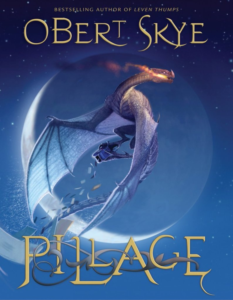 Book Cover: Pillage by Obert Skye