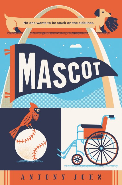 Mascot by Antony John