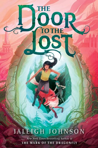 Door to the Lost by Jaleigh Johnson