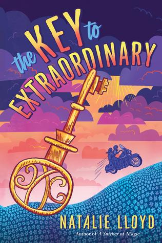 The Key to Extraordinary by Natalie Lloyd