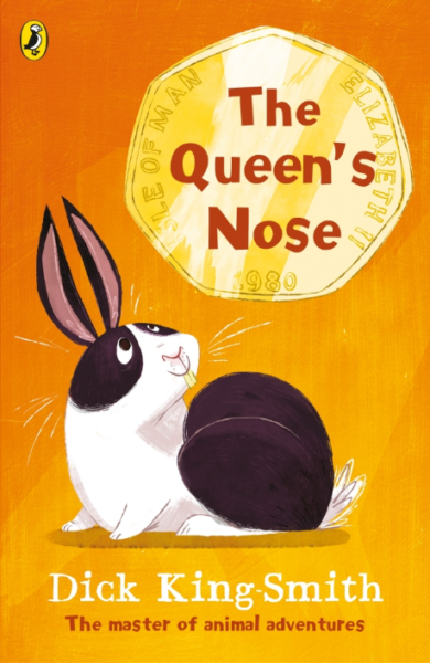 Book cover of The Queen's Nose by Dick King-Smith