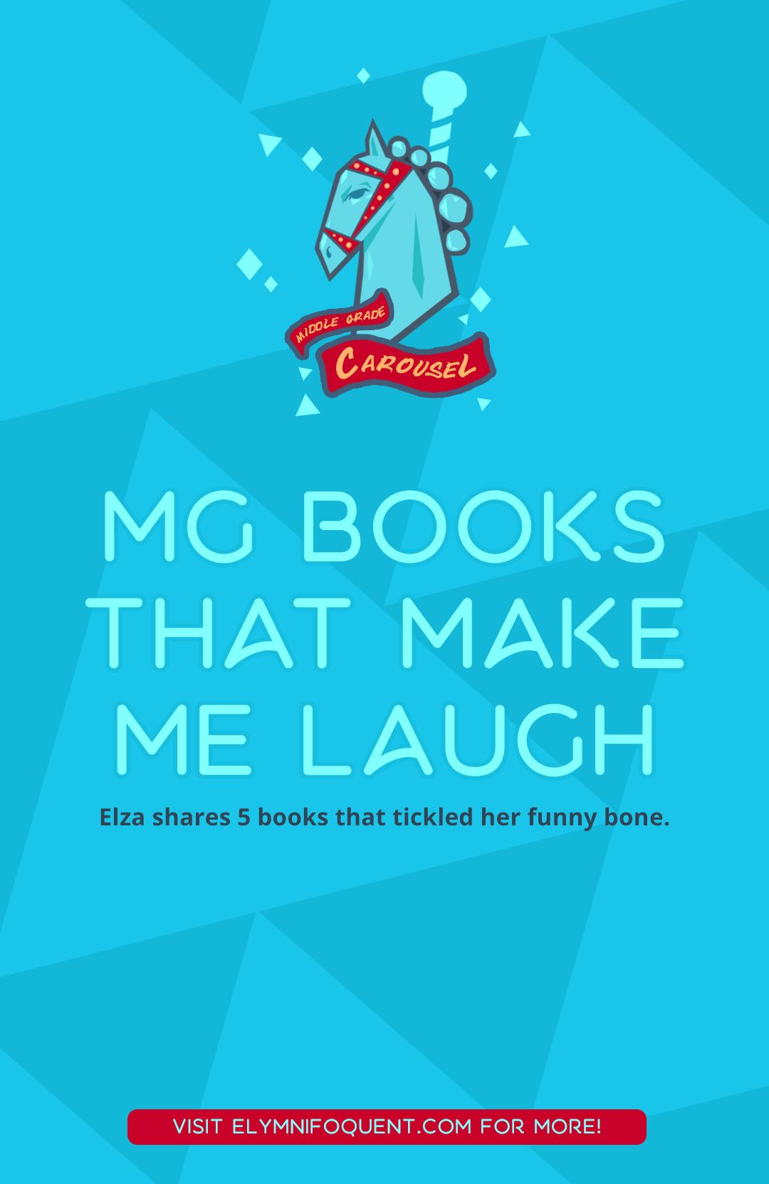 MG Books that Make Me Laugh