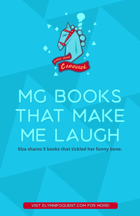 MG Books that Make Me Laugh