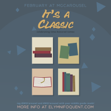February at Middle Grade Carousel: It's a Classic