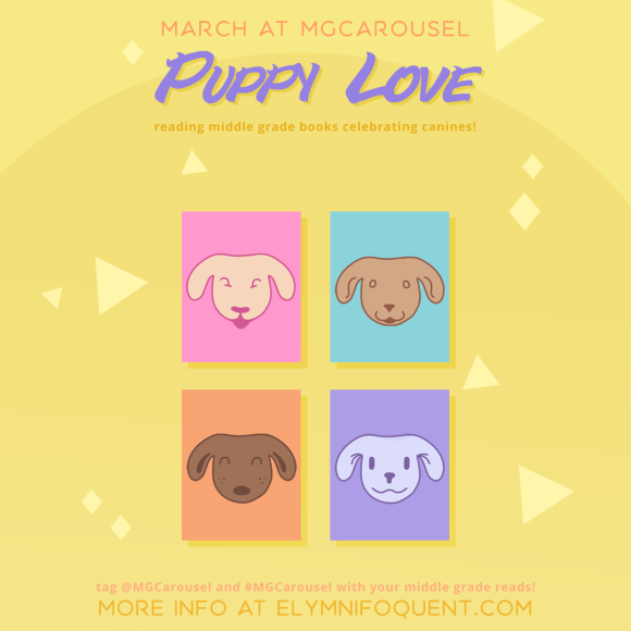 March at Middle Grade Carousel: Puppy Love
