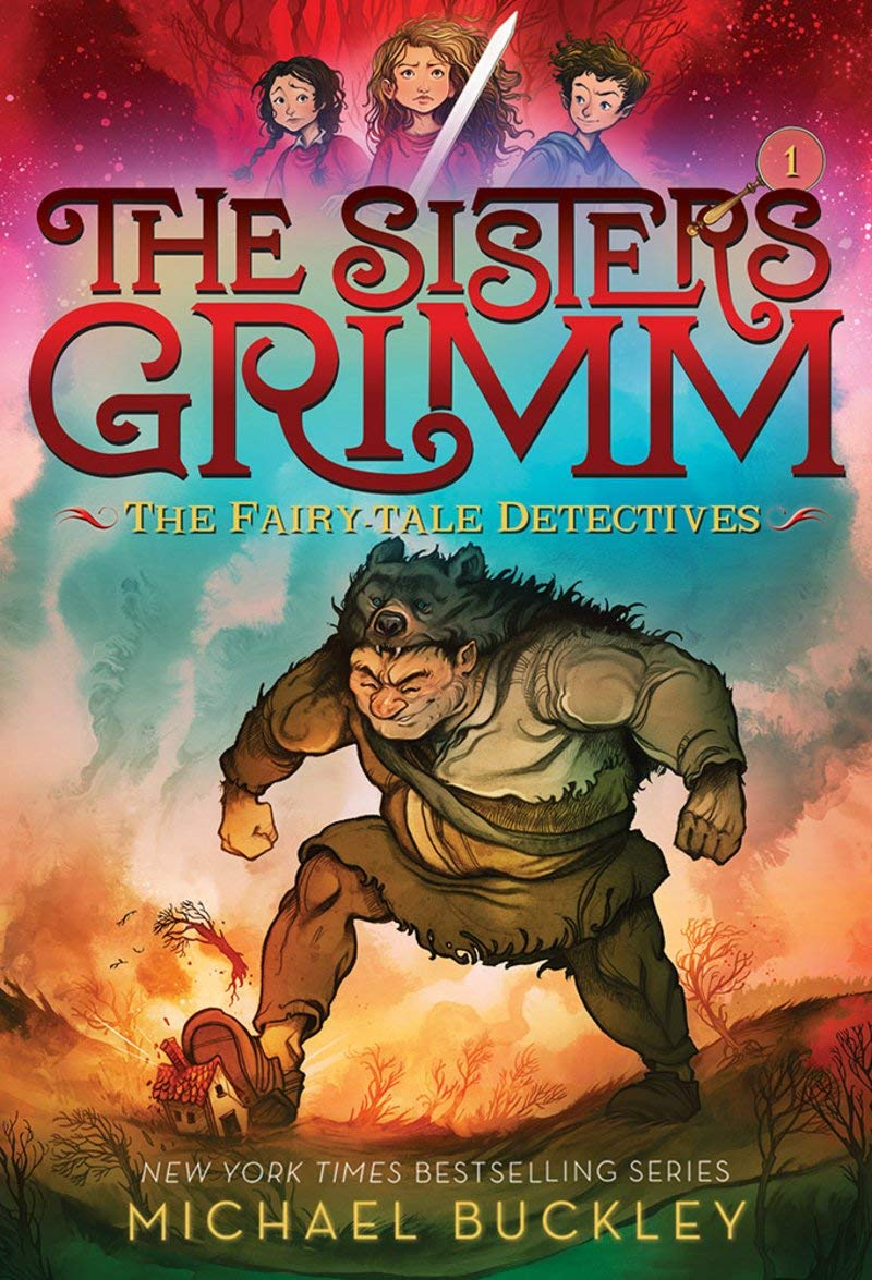 The Sisters Grimm: The Fairy-Tale Detectives by Michael Buckley