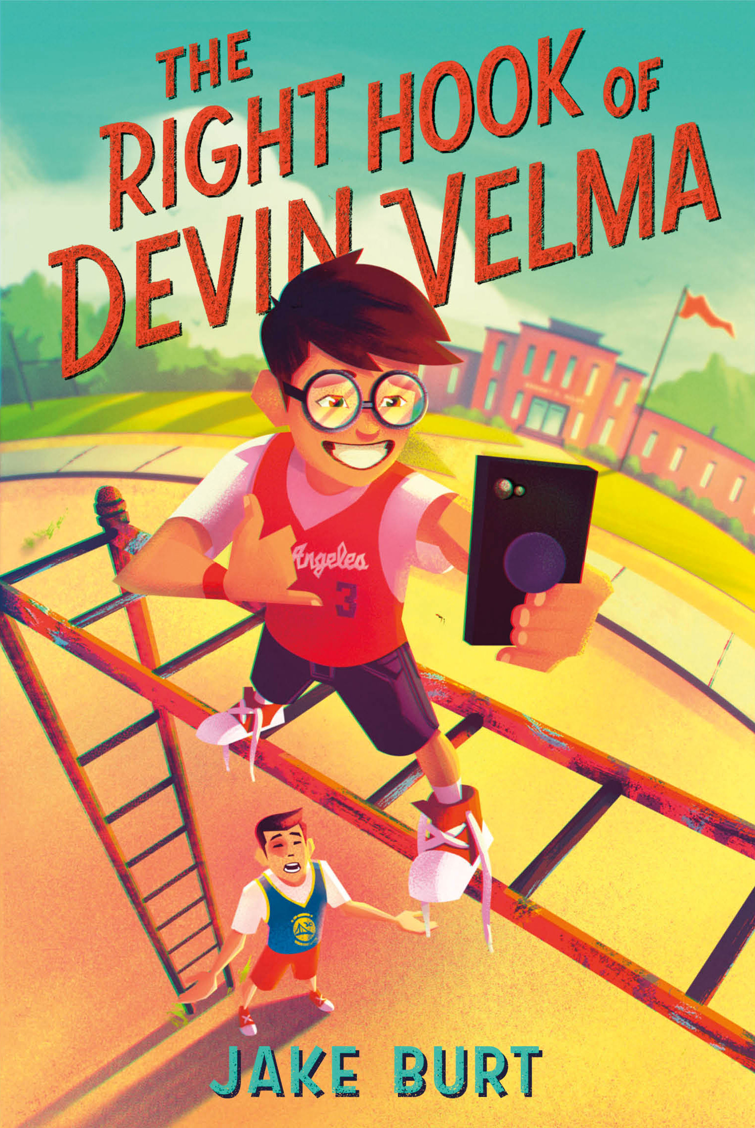 The Right Hook of Devin Velma by Jake Burt