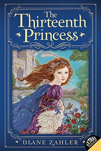 The Thirteenth Princess by Diane Zahler