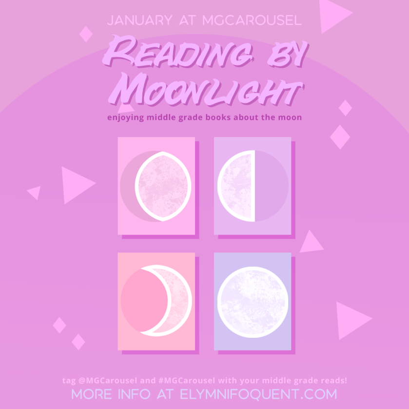 January at Middle Grade Carousel: Reading by Moonlight