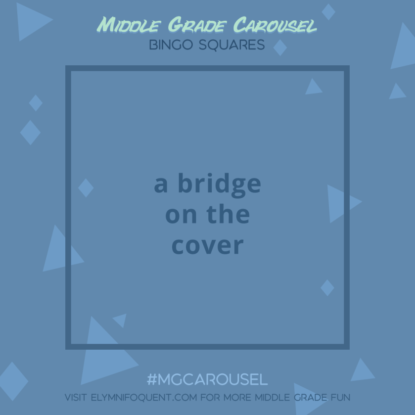 Bingo Squares: a bridge on the cover
