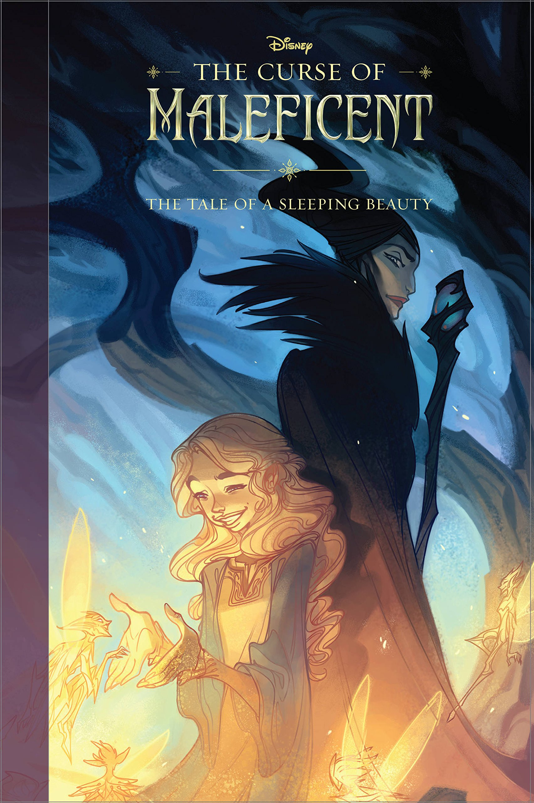 The Curse of Maleficent: The Tale of A Sleeping Beauty by Elizabeth Rudnick