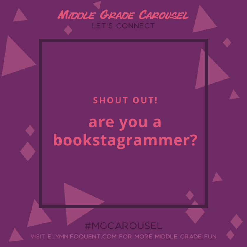 Let's Connect: are you a bookstagrammer?