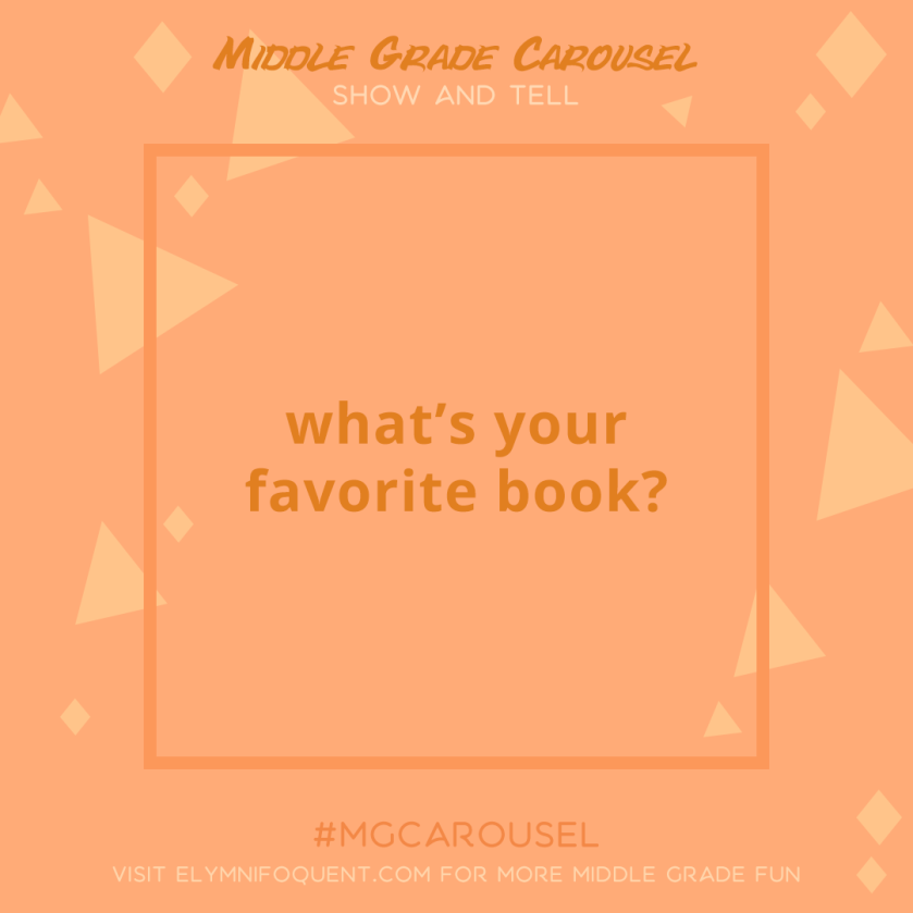 Show & Tell: what's your favorite book?