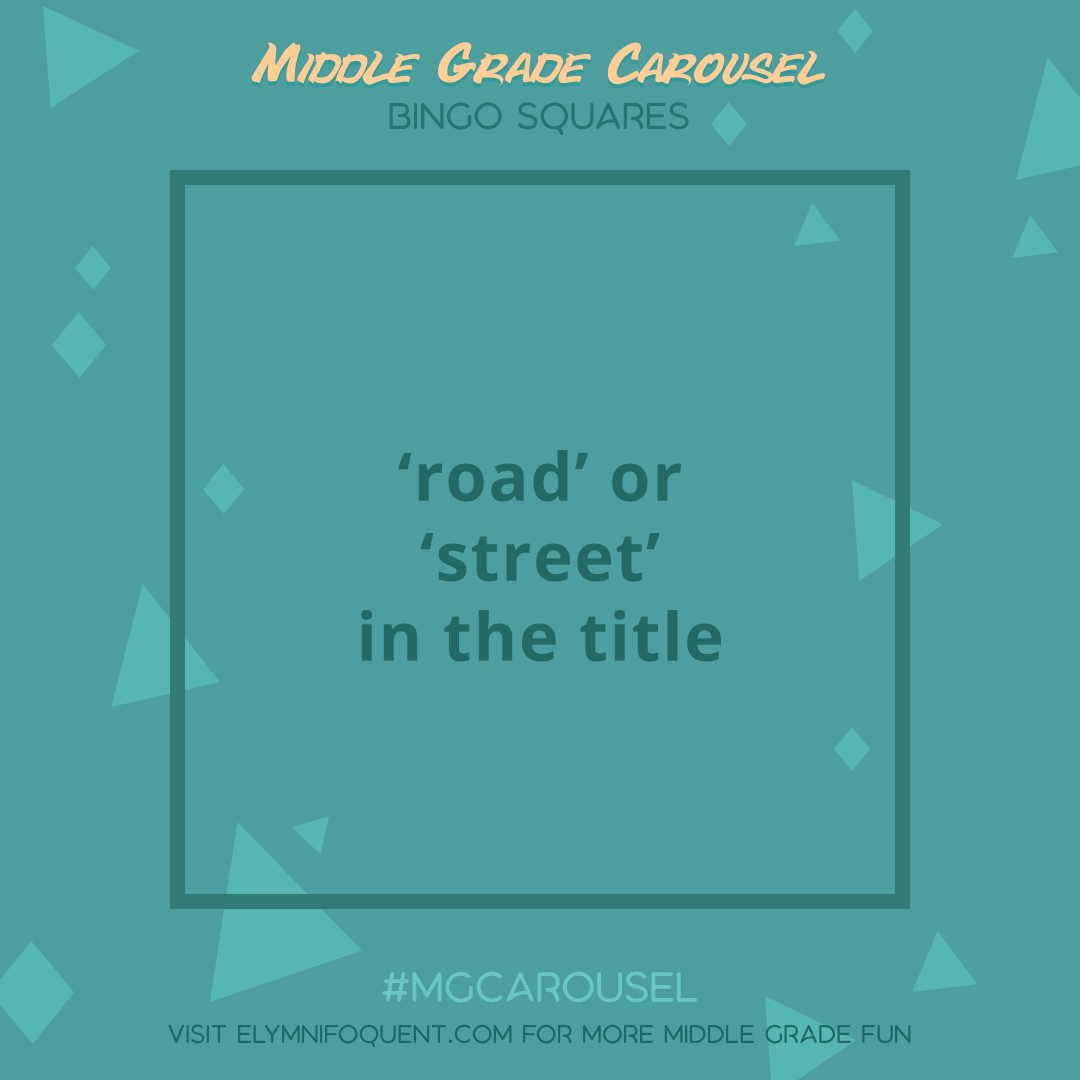 Bingo Squares: 'road' or 'street' in the title