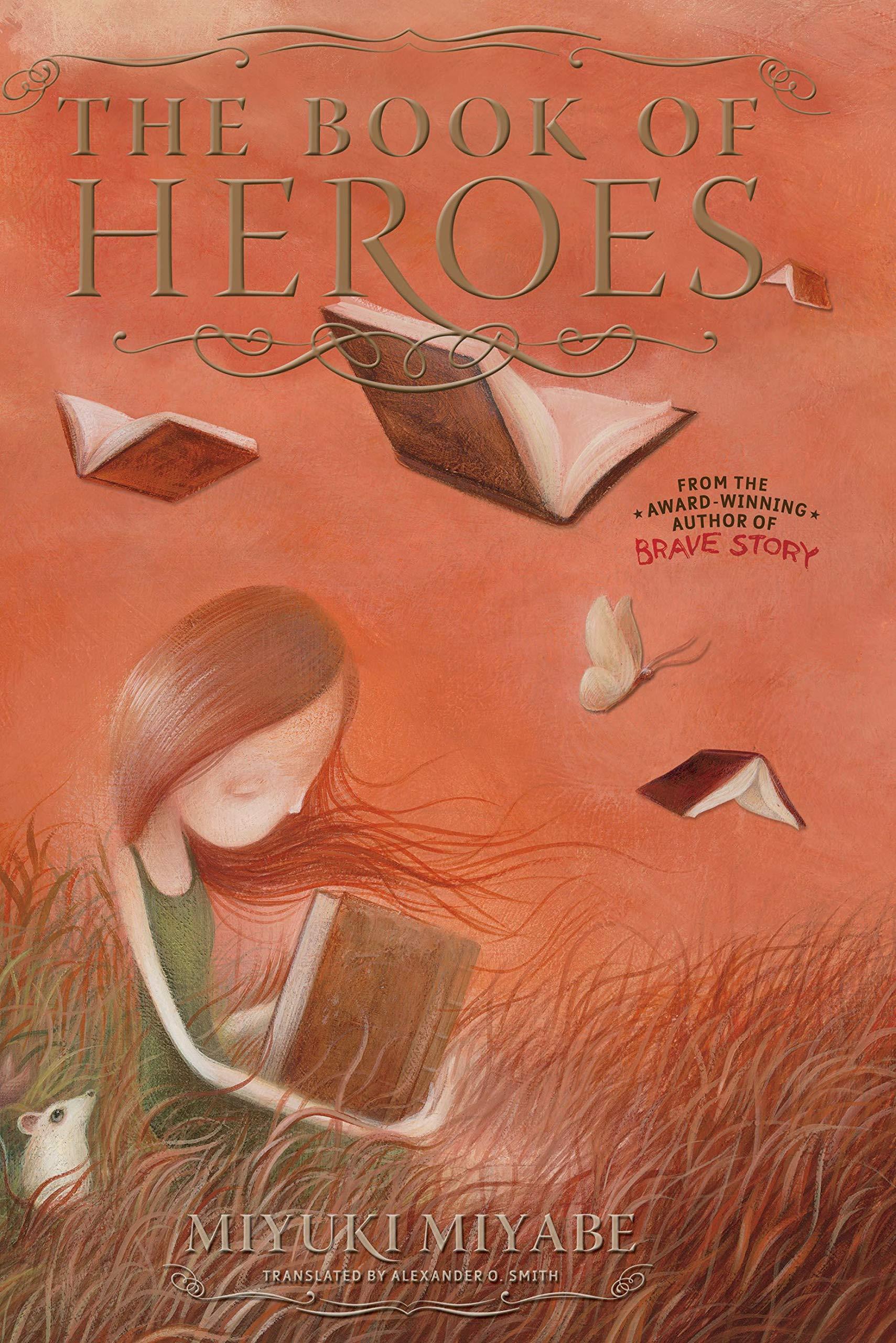 The Book of Heroes by Miyuki Miyabe