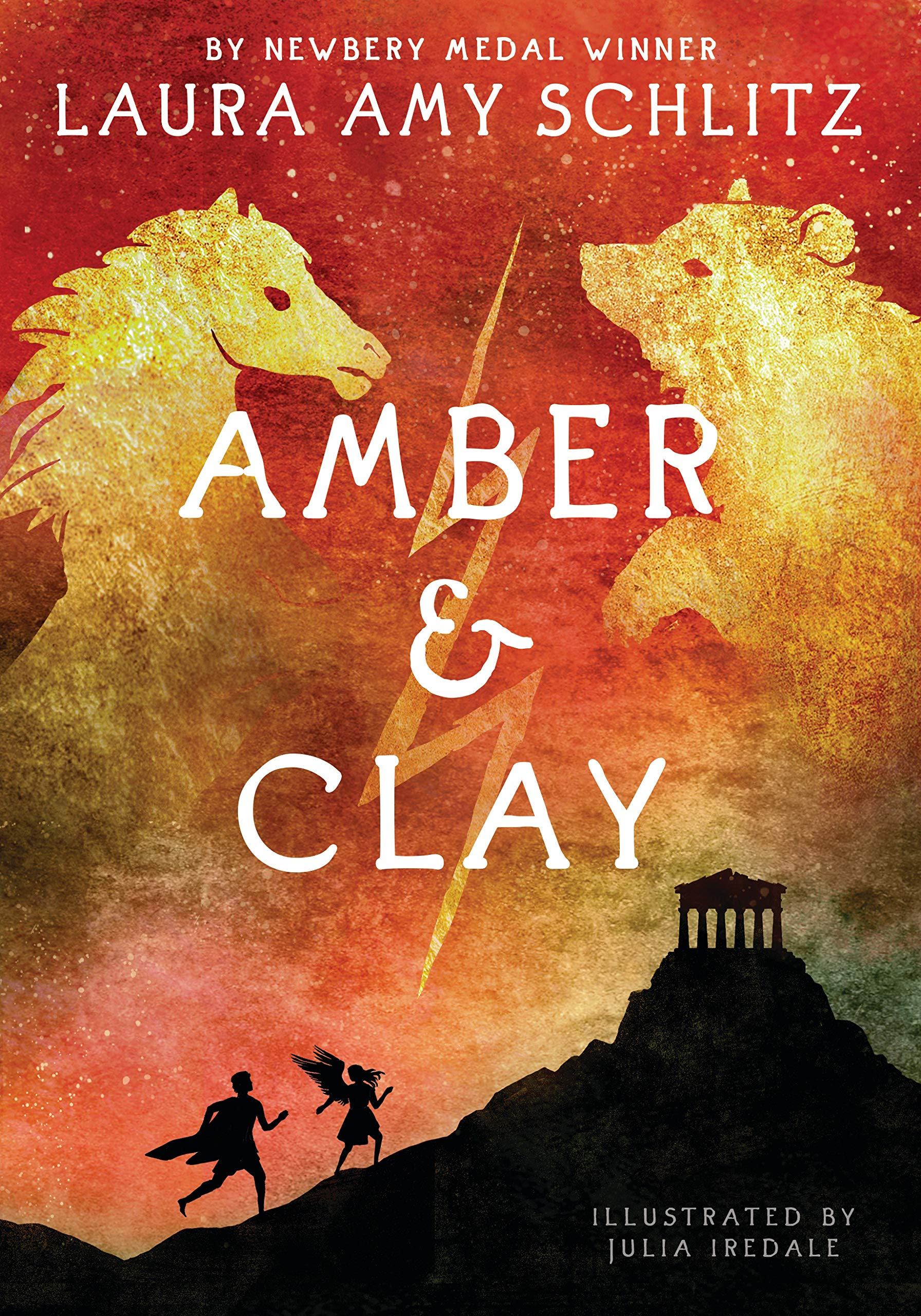 Amber & Clay by Laura Amy Schlitz